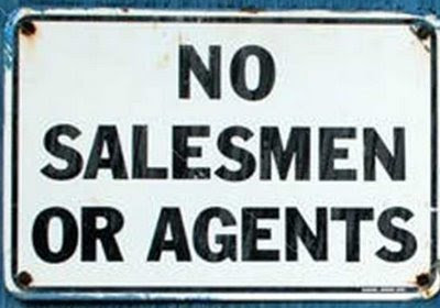 Una venta empieza por un NO