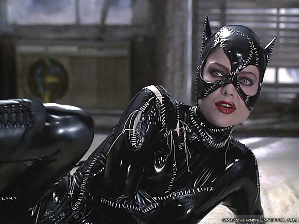 cat women wallpaper Photo
