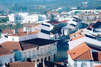 CAFÉ PORTUGAL - vista de Portel