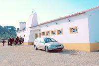 PASSEIO DE JORNALISTAS em Portel - Centro de Dia em Santana