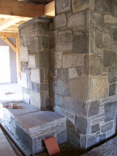 Masonry Heater | Finnish Fireplace - Home Improvement With