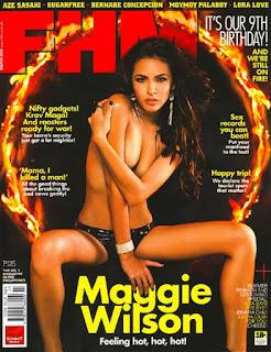 Sexy Hot Saudi Women - Maggie Wilson