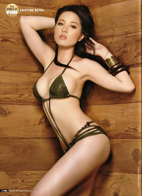 Sexy Hot Filipino Women - Cristine Reyes