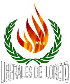 LOGO OFICIAL DE LOS LIBERALES DE LORETO