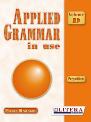 Volume D: Prepositions