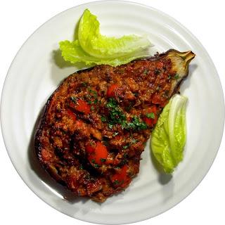 Имам баялды (Imam Bayildi) Турецкая кухня