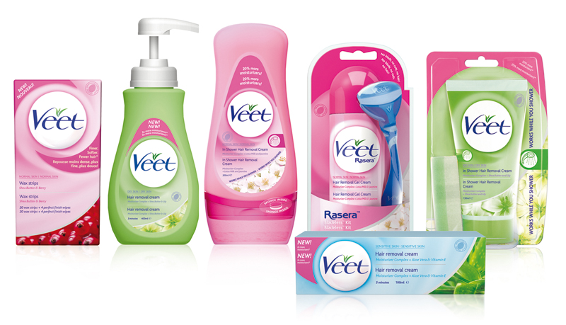 City Love Shoes  Waxing Vs  Veet Hair Removal