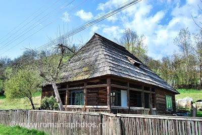 Romania, Maramures:Salistea de Sus village