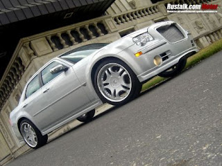 Tuning Chrysler 300C