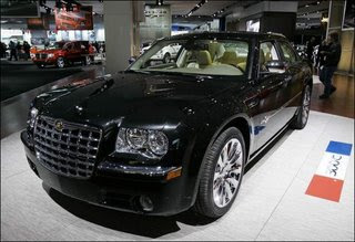 The Future of Chrysler 300C