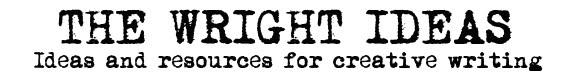 THE WRIGHT IDEAS