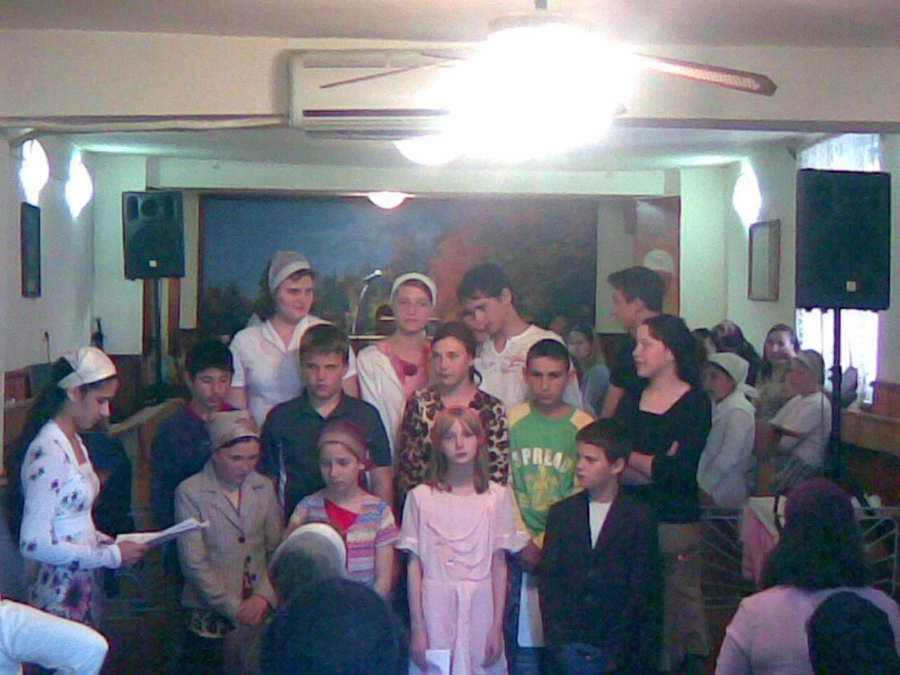 Grupul 2 de Tineri
