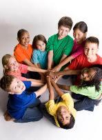 Energia de equilíbrio para as novas crianças