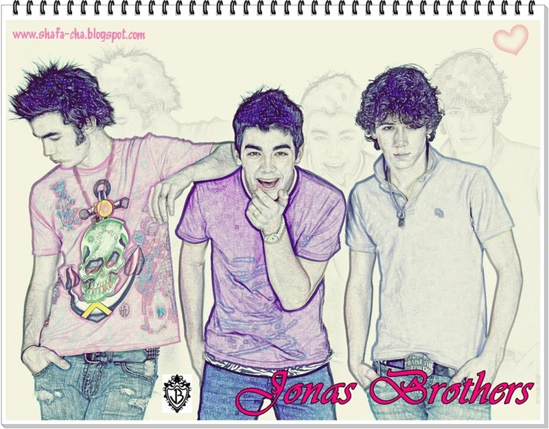Jonas Brothers in My Life :D