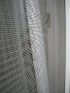 Sieťky na plastové okná