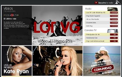 los40.com-homepage