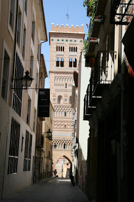 Torre Mudéjar. Teruel