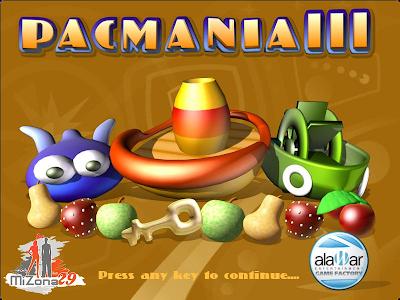 Super Megapost de juegos Portables Pacmania3
