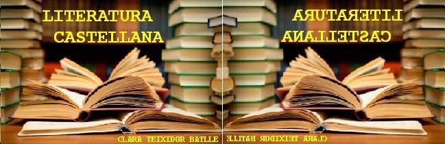 Literatura Castellana Clara Teixidor
