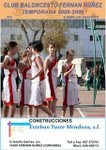 Revista CD Baloncesto nº3