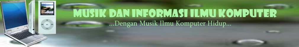 Musik dan Informasi Ilmu Komputer