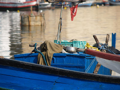 Tunis, Tunisia, tunisie, bizerte, fisherman,harbor, stuff