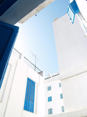 narrow skies,Tunis, tunisa
