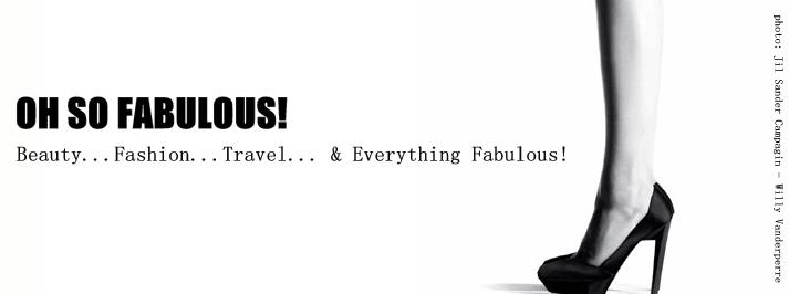 Oh So Fabulous!