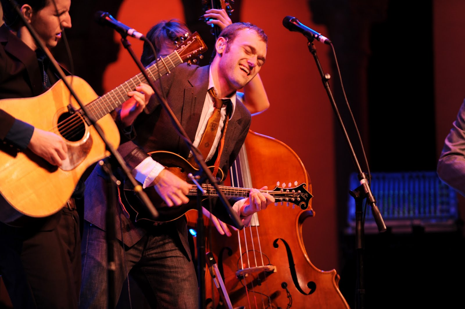Photostalk: Rocking Bluegrass