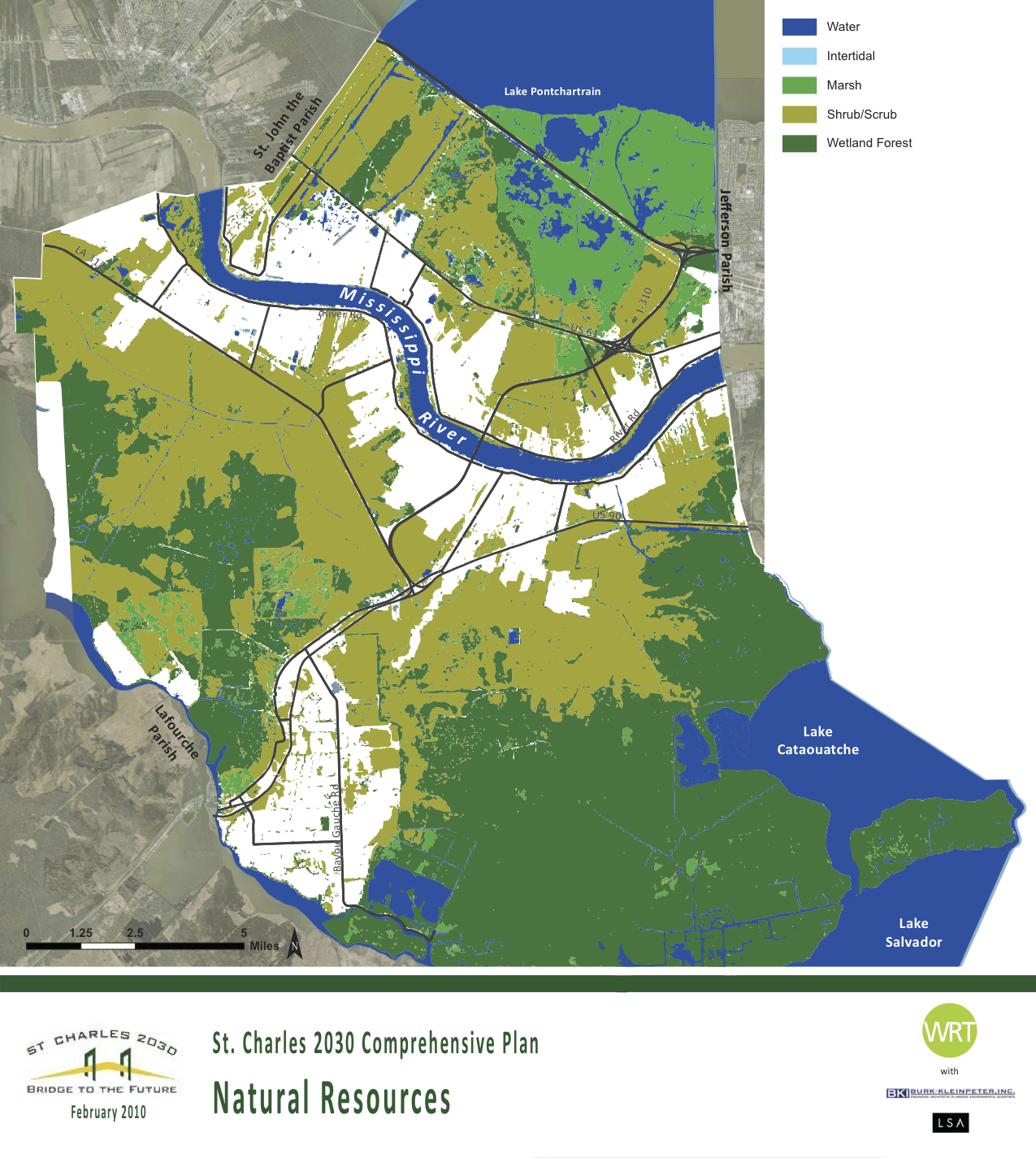 this map shows the parish s natural resources please add your comments below