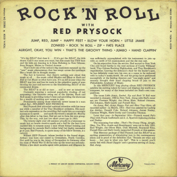 Red Prysock - Rock'n'Roll The Best of Red Prysock