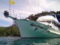 Phuket Tauchschiff
