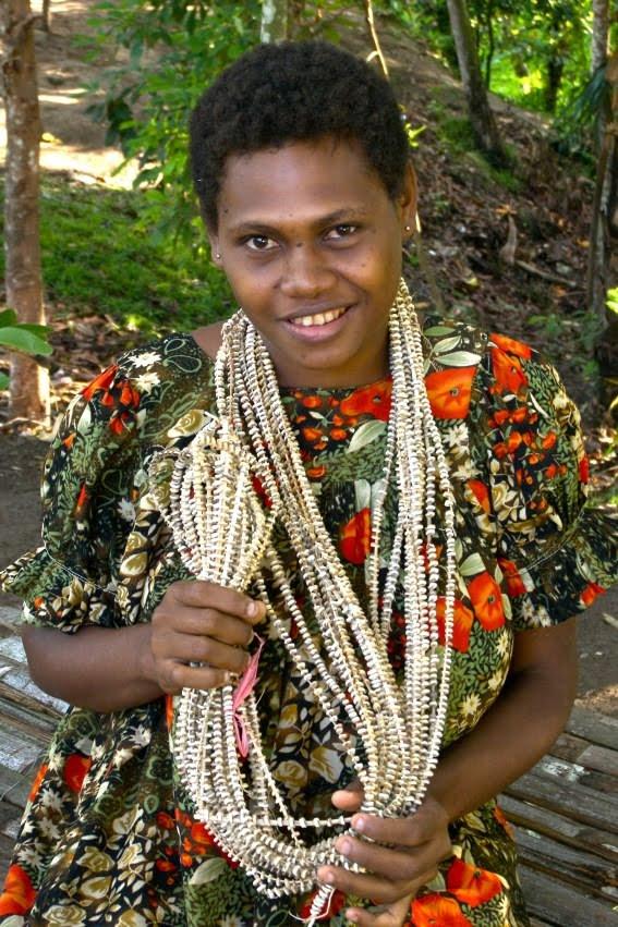 pictures paradise tolai bride