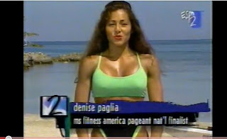 fitness beach workout for women, denise paglia leading a shoulders and leg workout, tone legs, tone your legs, legs and shoulders exercises for women, ESPN fitness beach workout for women, aerobics, aerobics workout for women to tone legs and work shoulders denise paglia aerobics fitness womens legs workout