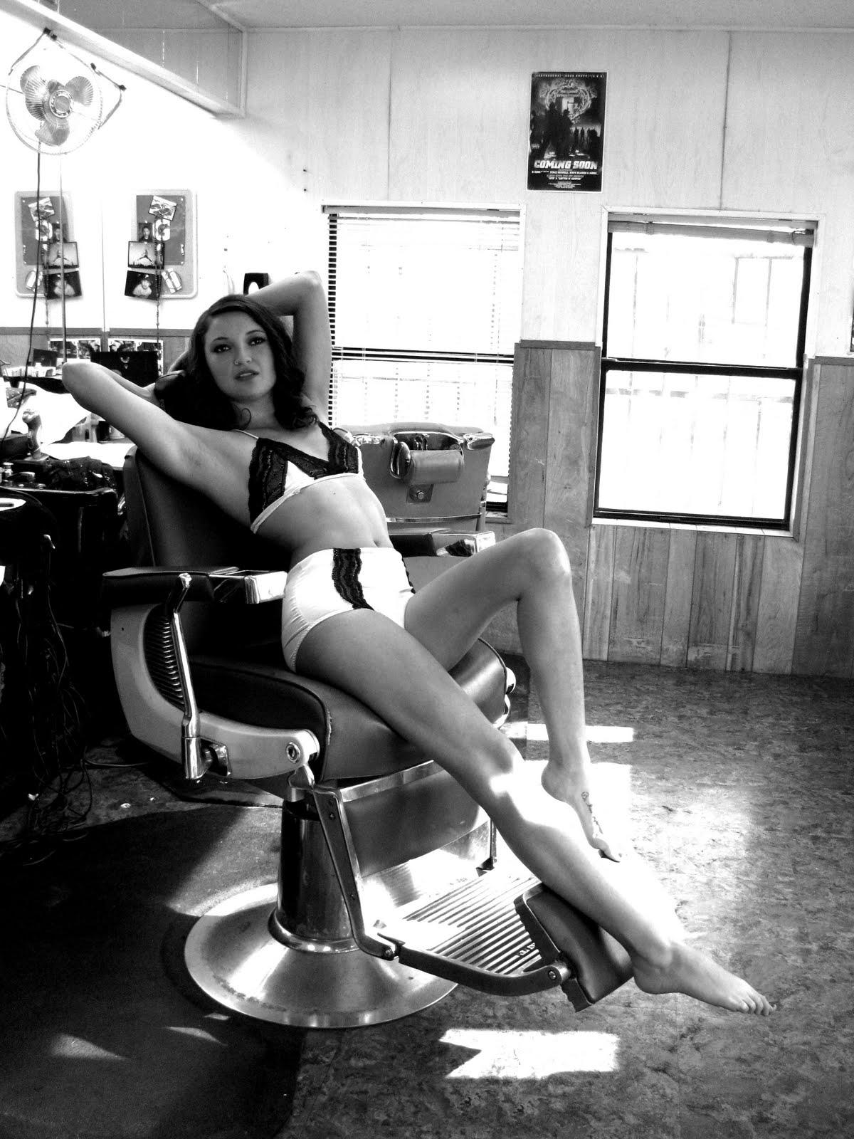 erotic barber