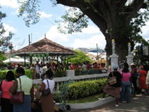 St. Lucia Rose Festival