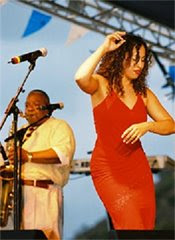 BVI MUSIC FESTIVAL ROCKS CANE GARDEN BAY