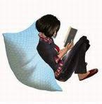 7 reading cushions