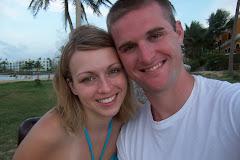 Allen & I in Puerto Rico