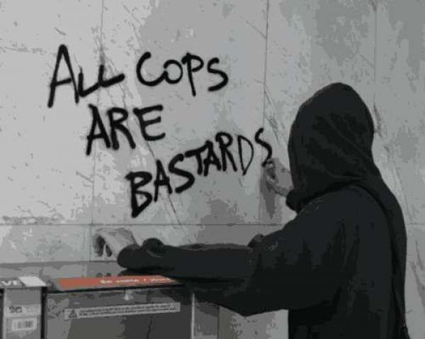 ALL cops Are BAstard!