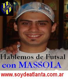 """SECCIÓN: """"Hablemos de Futsal con Massola 2008"""""""