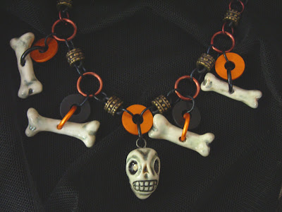 Fashion Accessories || Halloween and Paranorma Jewelry