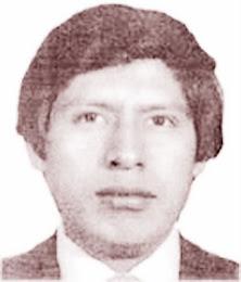 Profesor Gregorio Alfonso Alvarado López