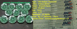 Nature Diamond Very Rare (Sangat Langka) DAN Bukti Resi Pengiriman
