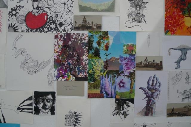 Atelier de dessin de l 39 acad mie de tournai portes ouvertes de l 39 acad mie des beaux arts juin - Portes ouvertes beaux arts toulouse ...
