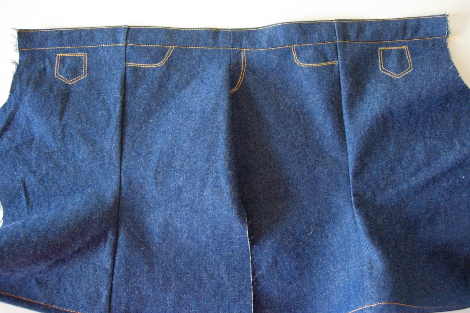 how to make bootcut jeans into skinny jeans without sewing
