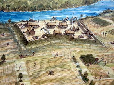 Image result for 1600s fort