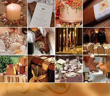 Colour scheme for september wedding help wedding for Wedding themes for september