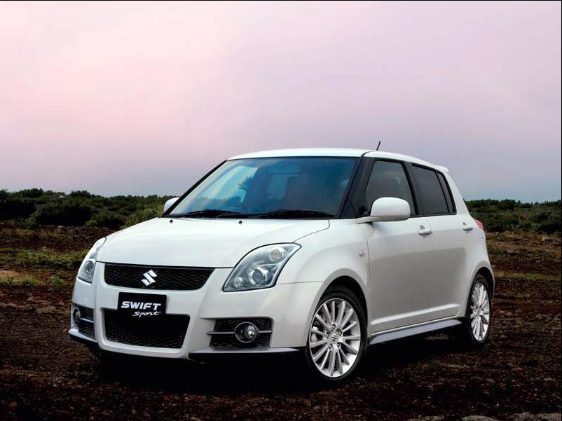 Suzuki Swift: Suzuki Swift Sport