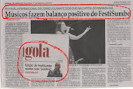FestiSume: JA ignorou a realidade?